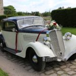 véhicule mariage